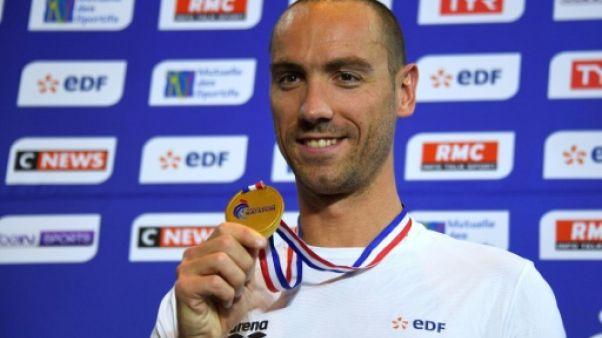 Championnats de France de natation: Stravius fidèle au poste