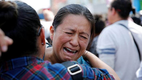 Thousands of Peruvians say goodbye to ex-president following suicide