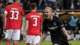 Europa League: Eintracht in semifinale