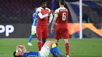 Europa League:Napoli perde 0-1,eliminato