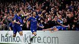 Chelsea beat Slavia 4-3 to book Europa League semi