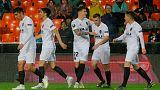 بلنسية يبلغ قبل نهائي الدوري الأوروبي بفوز سهل على فياريال
