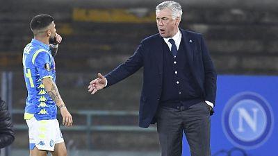 Ancelotti, faremo bene l'anno prossimo