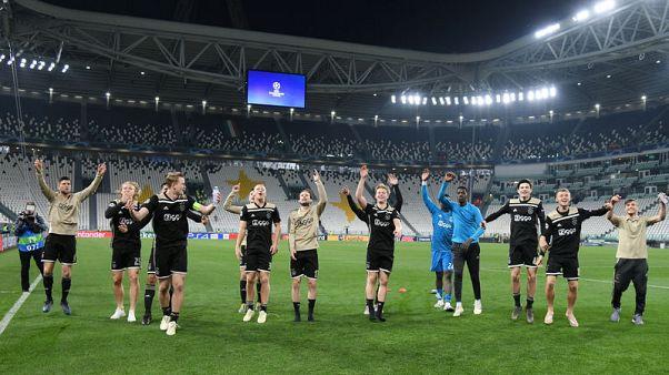 Ajax get Champions League boost as Eredivisie games postponed