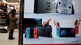 Nintendo shares jump 13 percent after Tencent gains Switch sales approval in China