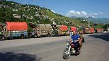 L'Inde suspend le commerce frontalier avec le Pakistan au Cachemire