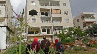 Démolition du logement d'un Palestinien accusé de meurtre d'une Israélienne
