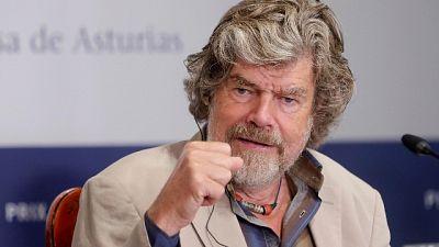 Messner, una grande tragedia