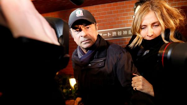 Carlos Ghosn to be indicted on additional charge as early as Monday - NHK