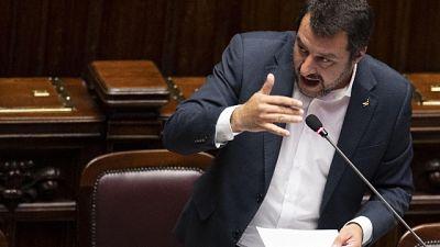 Salvini, Lega non vuole crisi