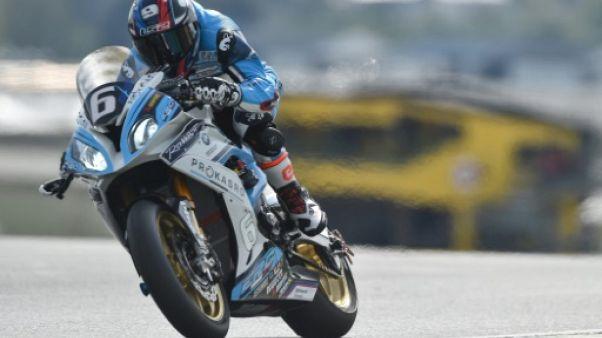 24 Heures Motos: BMW en pole pour une grande première