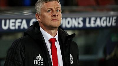 Solskjaer shifts focus to crucial week as Man United chase top four