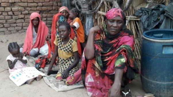 """""""Béchir doit être jugé"""": le cri des victimes du conflit au Darfour"""