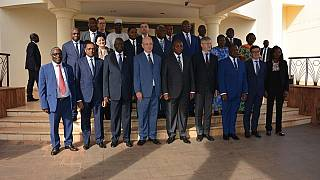Réunion du Groupe International de Soutien à la République Centrafricaine (RCA)