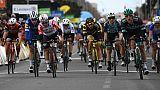 Tour de Turquie: victoire d'Ewan, Bennett reste leader après la 4e étape