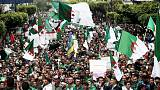 Hundreds of thousands back on Algeria's streets, demanding radical reform