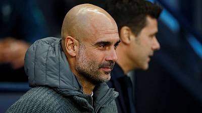 Guardiola expects Man City reaction against Spurs after painful European exit