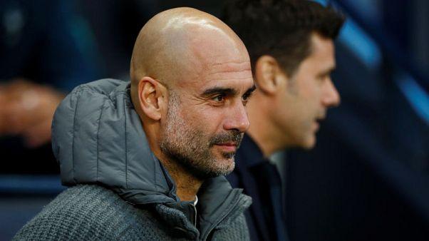 Guardiola expects Man City reaction against Spurs after painful European exit