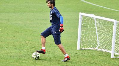 Juventus: Perin operato, tornerò presto