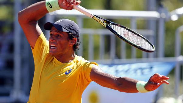 Tennis-Brazil's Souza provisionally suspended amid corruption probe