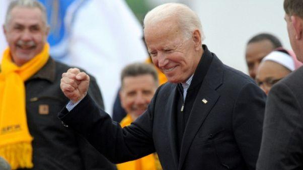 Biden annoncera sa candidature à la Maison Blanche la semaine prochaine (médias)