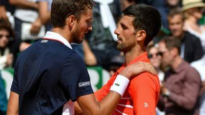 Masters 1000 de Monte-Carlo: Djokovic dérape