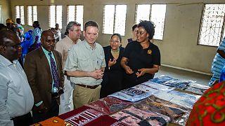 Autonomisation et inclusion politique et des femmes : L'Administrateur de USAID en visite à Abobo