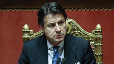 Conte, norme per Genova, presto ci torno