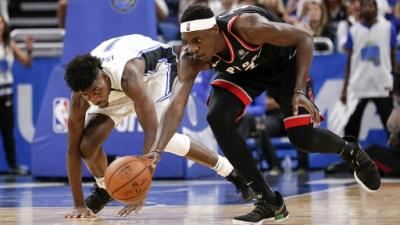 NBA: Boston passe la troisième, Siakam stoppe Orlando