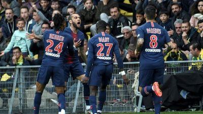 L1: le PSG pour conclure enfin, rêves de C1 à Saint-Etienne et Marseille