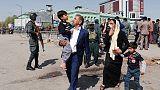 مقتل سبعة أشخاص في هجوم على وزارة الاتصالات الأفغانية