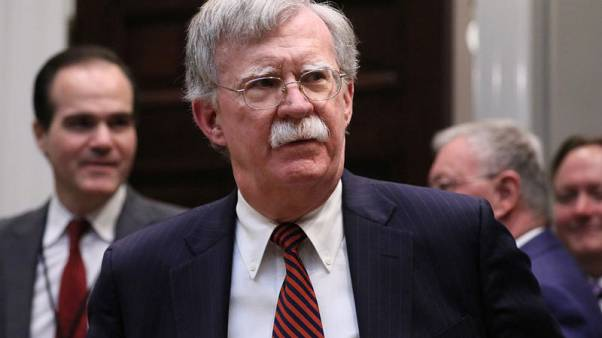 North Korea slams Bolton's 'dim-sighted' call for sign of denuclearisation
