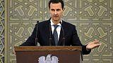 Russian envoys meet Syria's Assad, discuss post-war efforts, trade