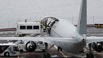 German plane arrives in Madeira to take home bus crash survivors