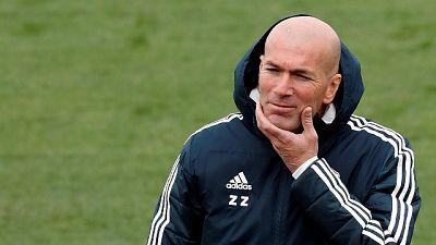 """Zidane """"Non sono bruciato, penso a 2020"""""""