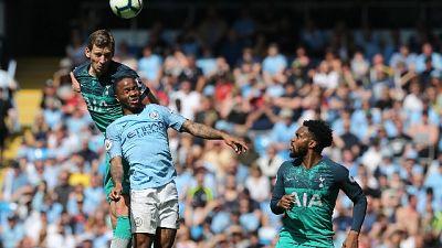 Premier: City-Tottenham finisce 1-0