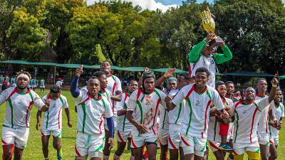 Madagascar beat Zim to earn Barthes Cup Promotion