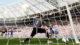 Barnes saves Leicester with injury-time strike at West Ham