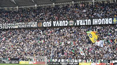 Juve: non c'è aria festa allo Stadium