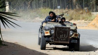 Libye: contre-attaque anti-Haftar, les combats redoublent au sud de Tripoli