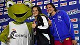 Natation: le 4x100 m dames pas repêché, symbole de l'exigence réaffirmée