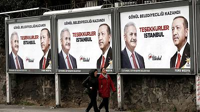 Erdogan's AKP lodges second call for rerun of Istanbul election - Anadolu