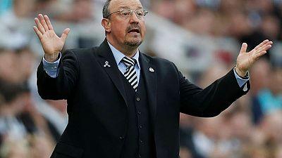 Benitez dodges questions over Newcastle future