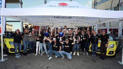 Rally Italia Talent,ecco i campioni 2019