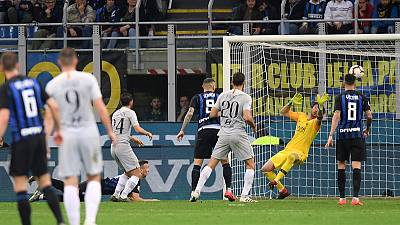 Perisic makes Inter's point in key Champions League battle