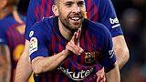 برشلونة يقترب من لقب دوري إسبانيا بتغلبه على سوسيداد