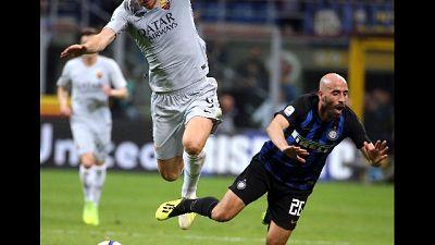 Inter: Borja, Champions?Resta da lottare