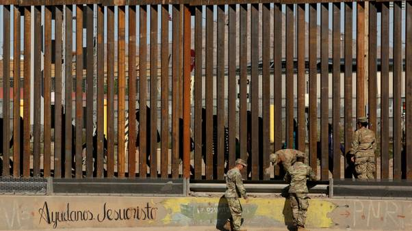 FBI arrests member of armed group stopping migrants U.S.-Mexico border