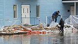 L'Est du Canada craint des inondations record, l'armée en renfort
