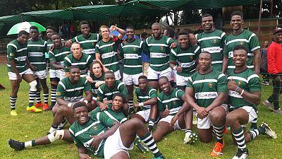 La victoire innatendue des malgaches face au zimbabwe, hôte de la competition